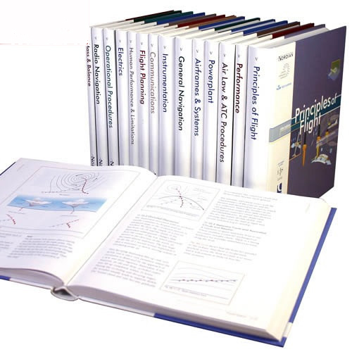Nordian EASA ATPL Training Manuals - Complete Set Ed  7 2