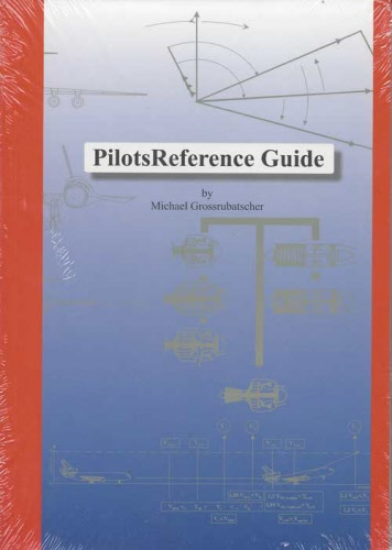 the pilots reference guide soft cover 60066 rh pilotshop nl