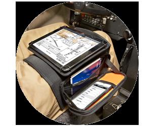 7c6293230b3 FLIGHT OUTFITTERS™ iPad Mini Kneeboard