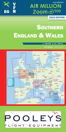 Map Of England Zoom.Air Million Zoom Southern England And Wales 2019